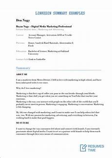 15 linkedin summary exles that really work resumestime com