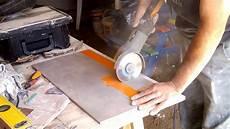 comment couper carrelage couper du carrelage sans l ab 238 mer