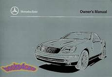 books about how cars work 1998 mercedes benz cl class windshield wipe control slk230 owners manual mercedes 1998 book drivers handbook guide slk 230 kompresso ebay