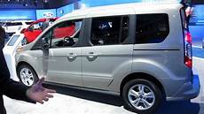2013 ford transit connect 7 and 5 seater la auto show