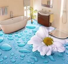sol lino salle de bain 17 best images about rev 234 tement de sol paysage trompe l