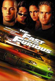 The Fast And The Furious Series The Fast And The