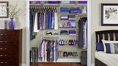 Bedroom Closet Ideas For Small Spaces by 9 Storage Ideas For Small Closets