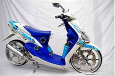 Modifikasi Mio by Foto Foto Modifikasi Yamaha Mio 2014 Air Flash News