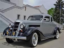 1935 Chrysler Airstream  Prewarcars
