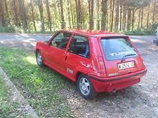 gt turbo renault 5 gt turbo fase 2 a 241 o 1988 de serie