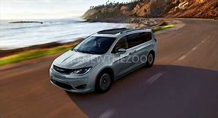 2020 Chrysler Pacifica AWD Release Date Specs Changes