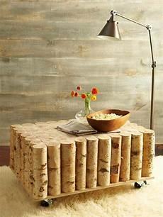 100 Ideen F 252 R Faszinierende Deko Aus Holz