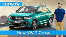 T Cross Vw - all new vw t cross suv 2019 revealed all you need to