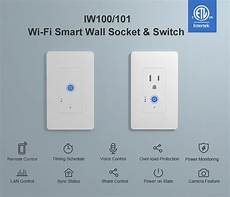 Sonoff Iw100 Iw101 Wifi Smart Power by Sonoff Iw100 Iw101 Us Wi Fi Smart Power Monitoring In