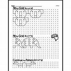 complete the pattern worksheets 4th grade 468 fourth grade patterns worksheets edhelper