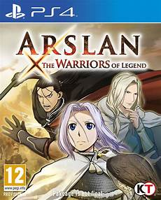 jeux de warrior arslan the warriors of legend sur playstation 4 jeuxvideo