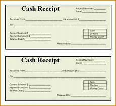 7 written receipt template restaurant receipt