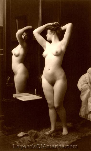 The Americans Nude