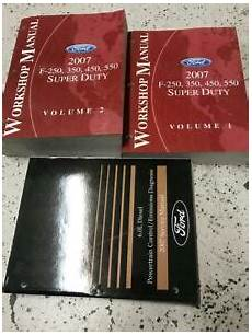 where to buy car manuals 2007 ford f series on board diagnostic system 2007 ford truck f 250 f 350 f450 550 service shop repair