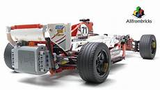 Lego Technic 42000 Grand Prix Racer Review 4k