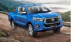 toyota hilux gets a fresh new in thailand car