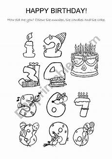 happy birthday worksheets esl 20219 happy birthday esl worksheet by eslpaula