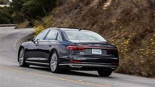 2019 Audi A8 Engine Choices  Cars Review Release