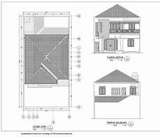 Best Gambar Rumah Minimalis 2 Lantai Dan Denahnya Gubukhome