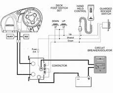 windlass wiring i have am installing a lewmar 700v windlass my 280 sea sundancer i have wired it as per