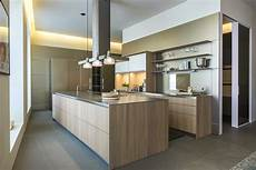 eurostyling luxury kitchen solid oak and sand aluminum