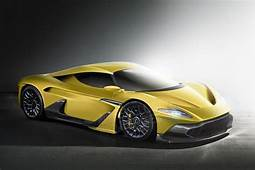 New Aston Martin Supercar To Challenge Ferrari In 2020