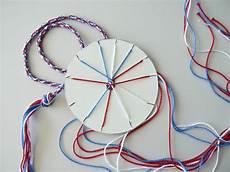 Tuto Bracelet Tiss 233 Tricolore Avec Dmc Bracelet En