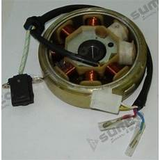 stator 4 wires and rotor complete znen zn50qt e