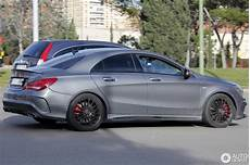 Mercedes 45 Amg Edition 1 C117 10 January 2016