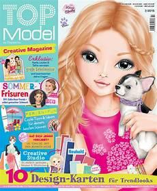 Top Model Heft - topmodel magazine juillet 2015 version allemande