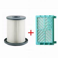 2pcs set vacuum cleaner hepa filter element air filter