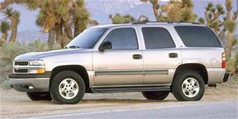 2005 Chevrolet Tahoe Dimensions  ISeeCarscom