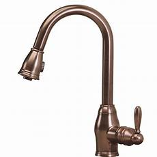 bronze faucet kitchen pegasus newbury pull kitchen faucet sprayer in rubbed bronze new ebay