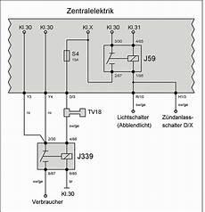 datei elektrik relais entlastung schaltbild 1999 jpg t4 wiki