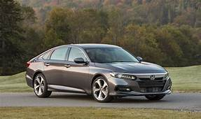 REVIEW 2018 Honda Accord 20 Touring  Improvements You
