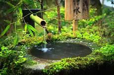 fontaine jardin japonais fontaine de jardin installation facile