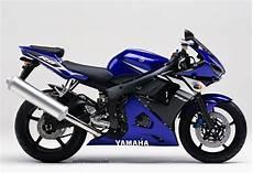 Yamaha Yzf R6 2003 Fiche Technique