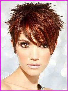 Short Spiky Pixie Haircut With Long Bangs | short pixie cut with long bangs short sides short pixie cuts