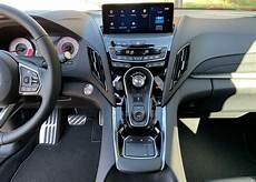 review 2019 acura rdx offers novel touchpad infotainment
