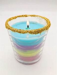 Kerzenwachs Selber Machen - regenbogenkerzen selber machen handmade kultur