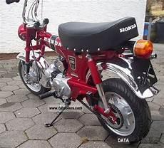 1975 Honda Dax St 50 G Original Restored