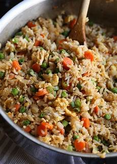 easy fried rice recipe how to make the best fried rice
