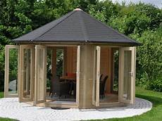 garden pavilion made of wood for every garden lifestyle