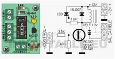 como controlar un rel 233 con un transistor inventable eu