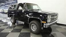 835 tpa 1985 chevy blazer k5 silverado youtube