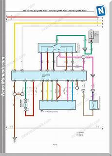 toyota corolla 2009 2010 toyota electrical wiring diagrams
