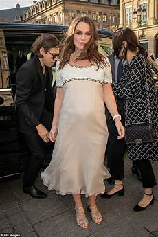 Keira Knightley Is With Baby Number 2 As She