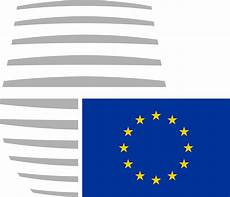 consiglio dei ministri dell unione europea file council of the eu and european council svg