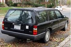 1997 Volvo 960 Base 4dr Station Wagon 4 Spd Auto W Od